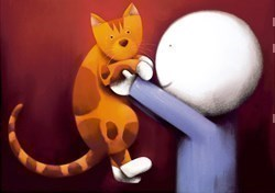 Together Again by Doug Hyde - Limited Edition on Paper sized 17x12 inches. Available from Whitewall Galleries